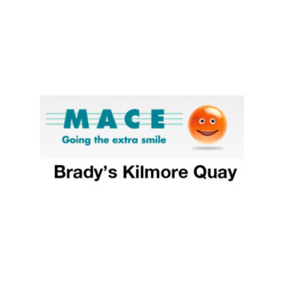 Mace Brady's Kilmore Quay logo