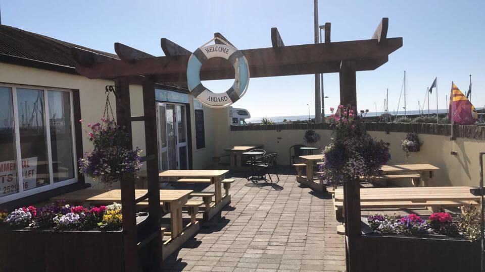 The Little Beach Cafe